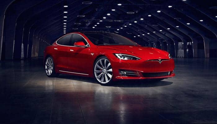 Tesla Model S gets a 2017 facelift