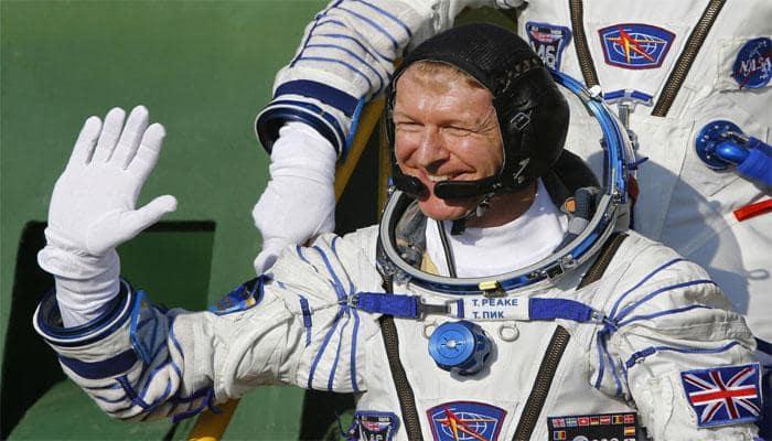 Tim Peake all set to run London Marathon from space
