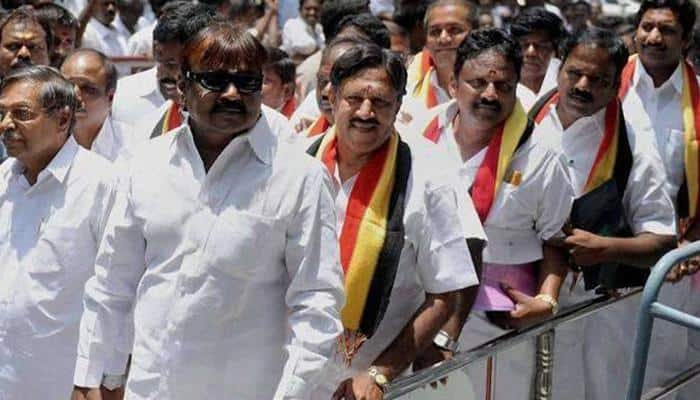 Tamil Nadu polls: DMDK chief Vijayakanth to contest from Ulundurpet constituency