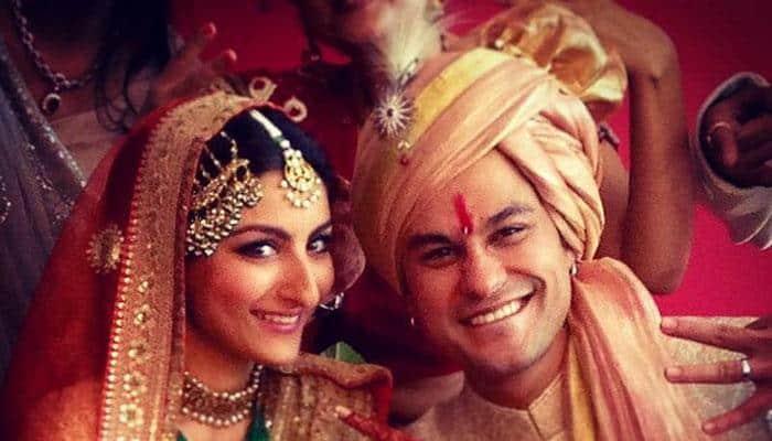Kunal Kemmu's wife Soha Ali Khan breaks her silence on divorce rumours