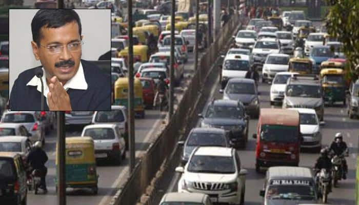 Arvind Kejriwal says not possible to impose odd-even rule on two-wheelers in Delhi
