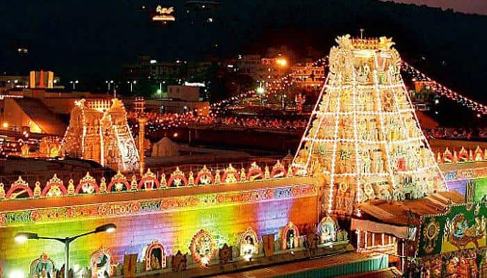 Gold Monetisation Scheme: Tirupati temple deposits 1,311 kg gold in PNB