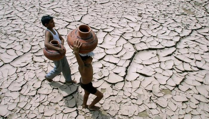 Unbelievable! A farmer in drought-hit Bundelkhand recycles water he bathes with – See pics
