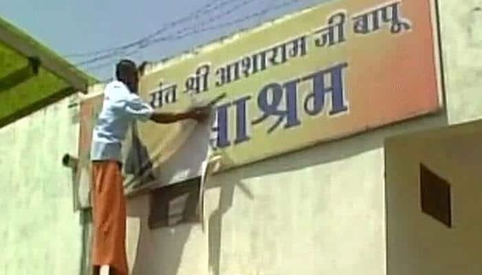 Nirmohi Akhara saints ransack Asaram's ashram in Ujjain