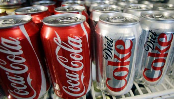 Coca-Cola sales fall on strong dollar, weak Europe demand