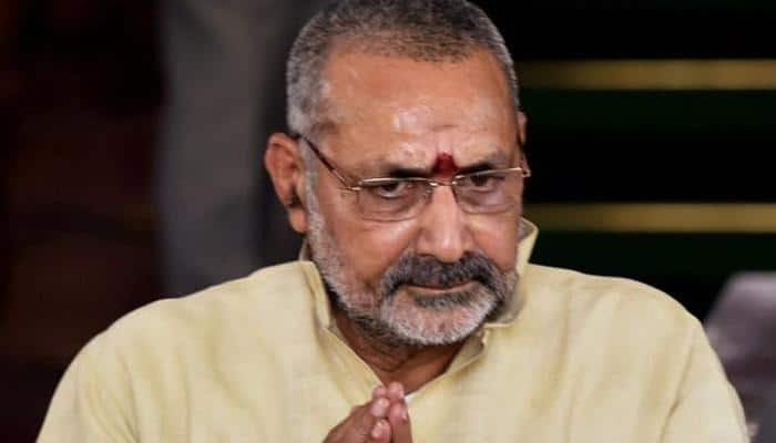 Muslims must not be allowed to have more than two kids, only then our daughters will be safe: Giriraj Singh