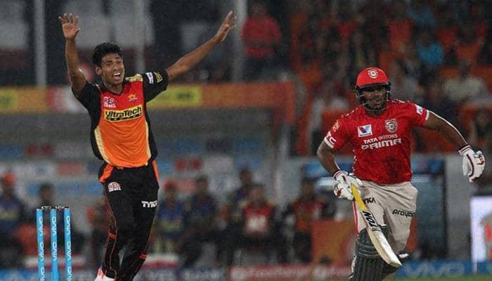 SunRisers Hyderabad ease past Kings XI Punjab to register third straight win of IPL 2016