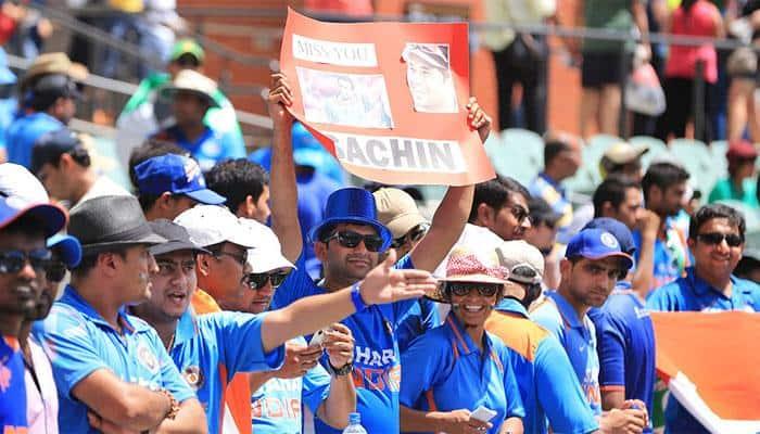 IPL 2016, DD vs MI: When Feroz Shah Kotla crowd sang 'Happy Birthday to Sachin' during match