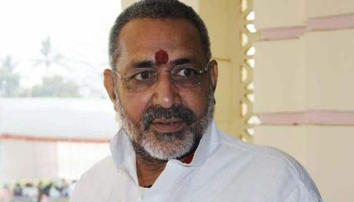 Congress trying to defame Hindus by referring to terms like 'Saffron Terrorism': Giriraj Singh