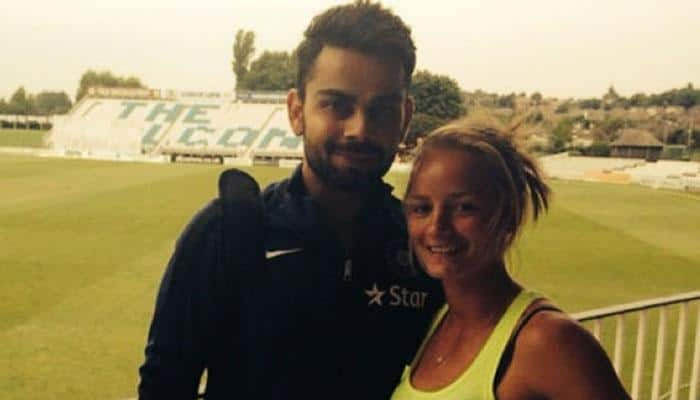This is what Danielle Wyatt said about Virat Kohli after his maiden T20 century!