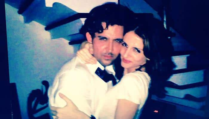 Sussanne Khan bats for ex-husband Hrithik Roshan in Kangana Ranaut controversy
