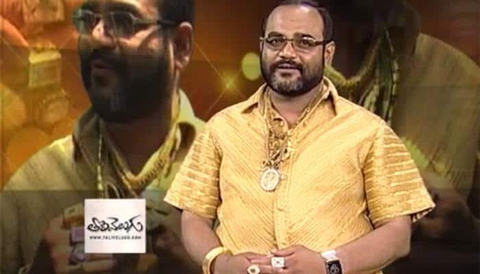 Maharashtra's 'man with the golden shirt' Pankaj Parakh enters Guinness book
