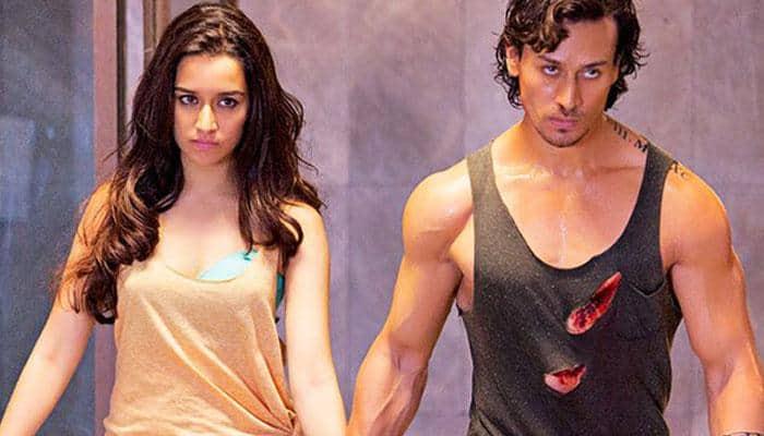 Tiger Shroff, Shraddha Kapoor's 'Baaghi' crosses Rs 50 cr mark!