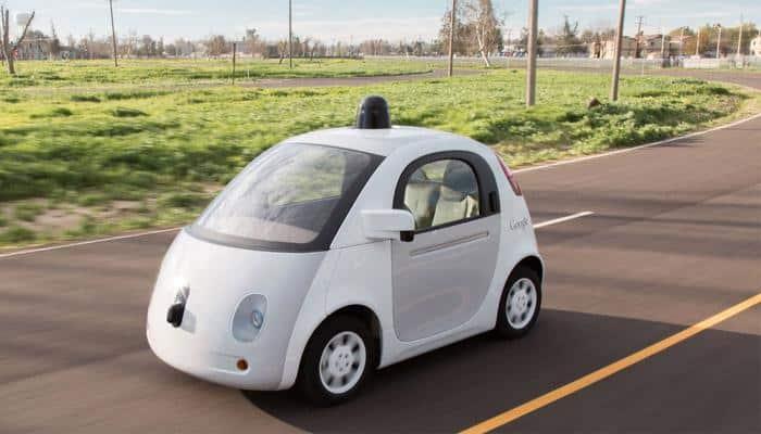 Google autonomous car project teams with Fiat Chrysler