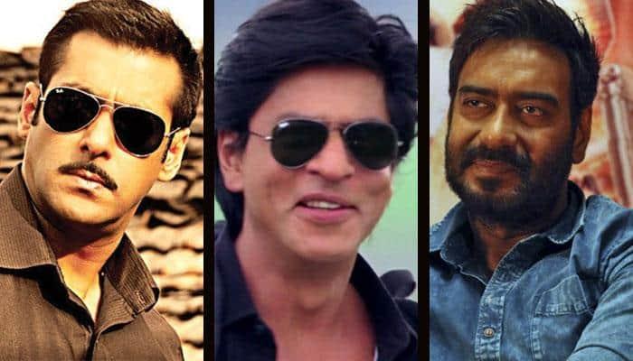 Salman Khan, Ajay Devgn fans go berserk on Twitter, thanks to Shah Rukh Khan – Know why