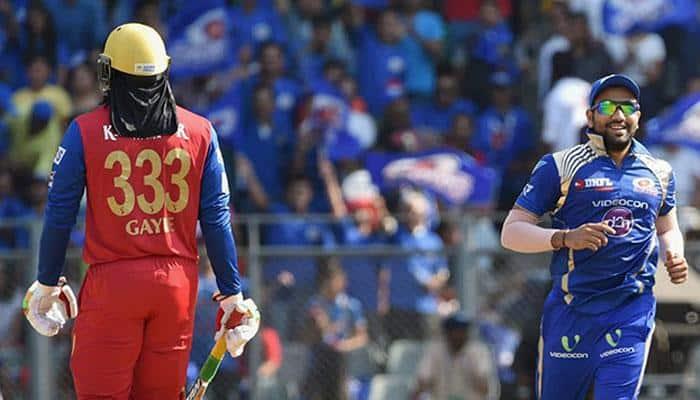IPL 2016, Match 41: Royal Challengers Bangalore vs Mumbai Indians — Preview