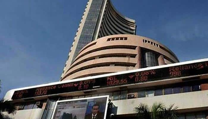 Sensex edges up for second day on upbeat global cues