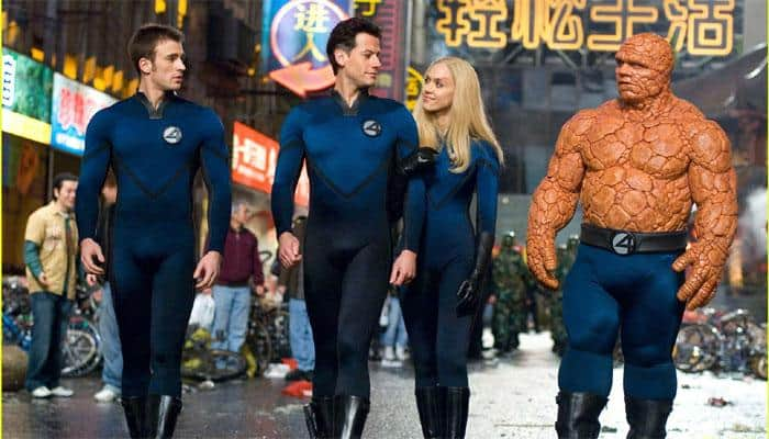'Fantastic Four 2' to be brighter, funnier: Producer
