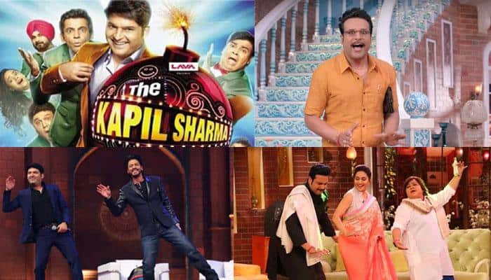 Battle of viewership! 'The Kapil Sharma Show' vs 'Comedy Nights LIVE