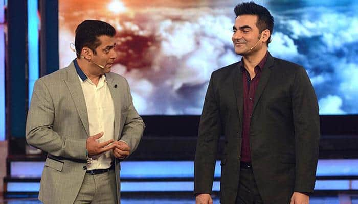 Salman Khan-Iulia Vantur wedding: Brother Arbaaz says, 'no comments'!