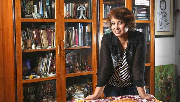 Muslim women should also have right to say triple talaq: Taslima Nasreen