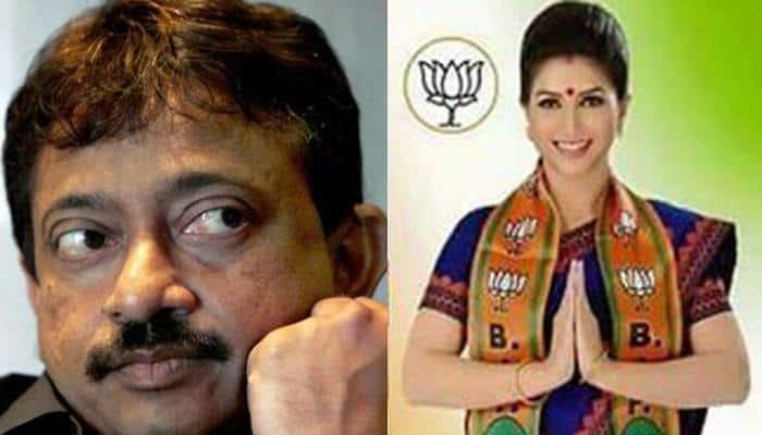 #SaySorryRGV: Twitterati blast Ram Gopal Verma over THIS pic of BJP's Assam MLA Angoorlata Deka