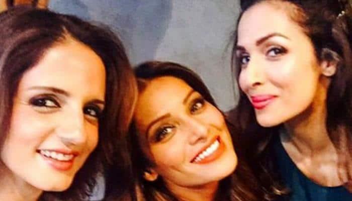 Super-hot! Sussanne Khan, Bipasha Basu, Malaika Arora on the cover of Femina Luxury issue