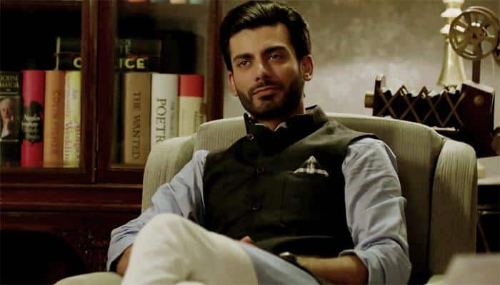 Not most fashionable but carry myself well: Fawad Khan