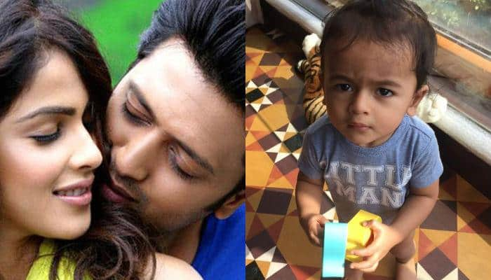 Bollywood congratulates Genelia D'Souza-Riteish Deshmukh for their second baby!