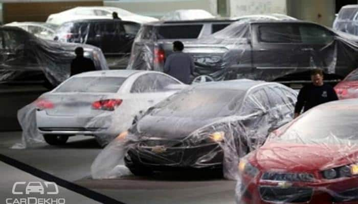 Buying a car becomes costlier in India, again!