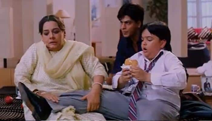 Remember 'Ladoo' from 'Kabhi Khushi Kabhie Gham'? This is what he looks like now!