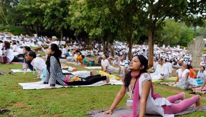 No 'Suryanamaskar' this Yoga Day, 'Om' not compulsory: Govt