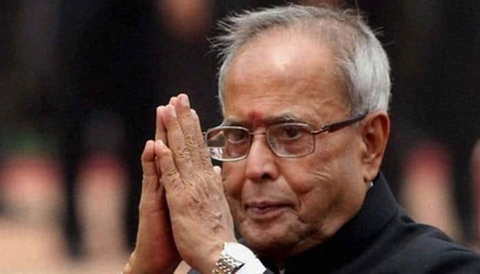 President Pranab Mukherjee to embark on three-nation tour to Ghana, Cote d'Ivoire and Namibia today