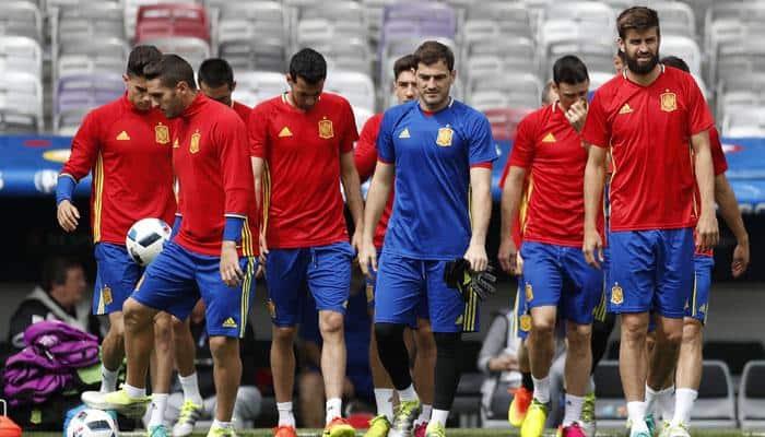 UEFA Euro 2016: Vicente del Bosque`s Spain start treble bid under sex-scandal cloud