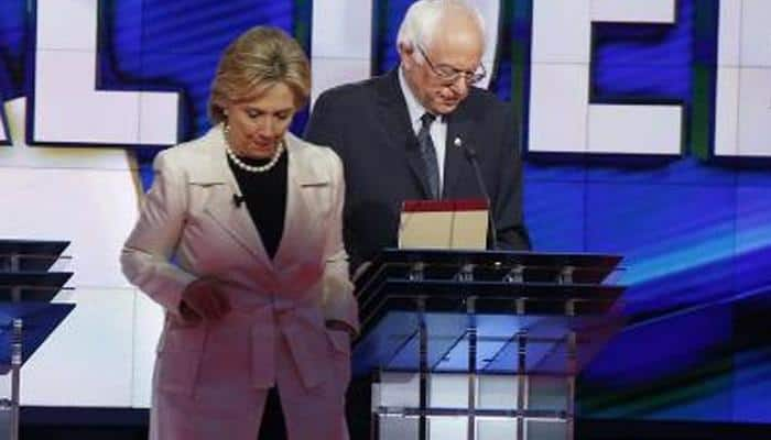 US Presidential Elections: Hillary Clinton meets Bernie Sanders privately after Washington DC primary win