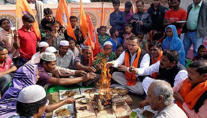 In harmony lies progress: Scores of Hindus in Rajasthan villages observe Ramzan