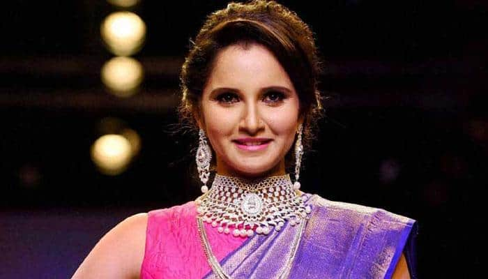 Tennis queen Sania Mirza tops list of Best Dressed Sportspersons