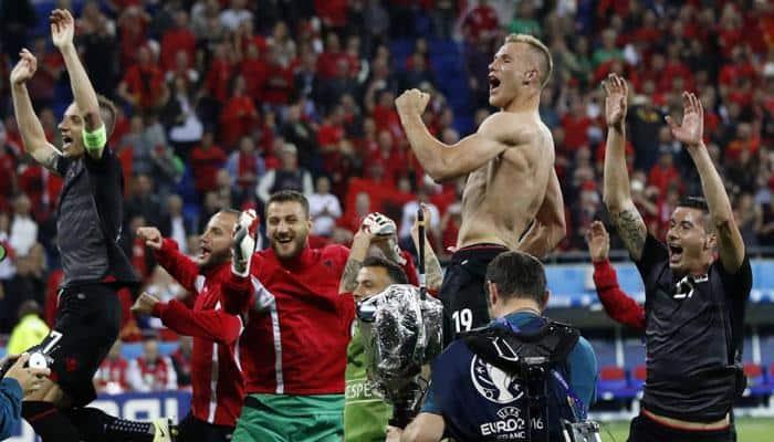 Euro 2016: France top Group A as Albania claim historic win over Romania