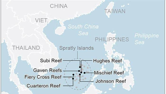 China to launch cruises to disputed Spratly islands