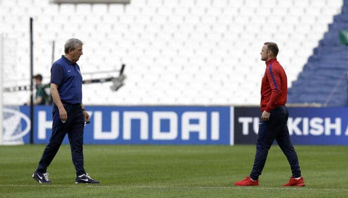 Euro 2016: Wayne Rooney and Roy Hodgson seek more ruthless from England against Iceland