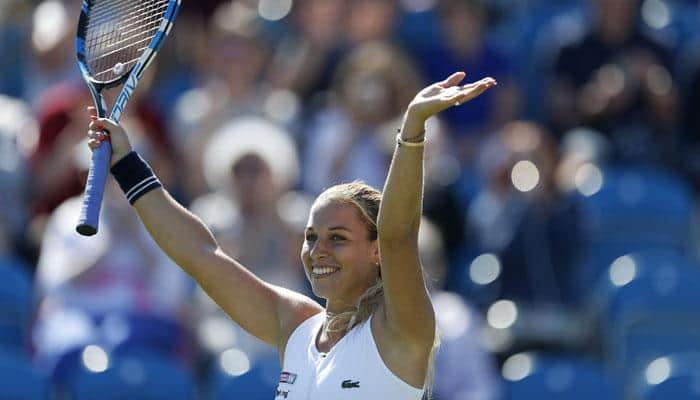 Dominika Cibulkova stuns Agniezka Radwanska, enters Eastbourne final