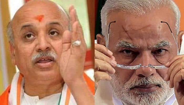 Hope law will be passed for construction of Ram temple by PM Narendra Modi-led government: VHP leader Pravin Togadia