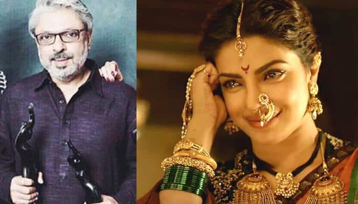 'Bajirao Mastani': Priyanka Chopra congratulates Sanjay Leela Bhansali for 'Best Director' award at IIFA 2016!