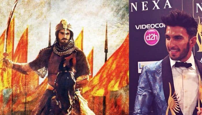 IIFA 2016: Madrid applauds 'Best Actor' Ranveer Singh for 'Bajirao Mastani', actor feels grateful!