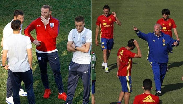 Euro 2016: Spain set for duel against Italy; England eye quarters vs Iceland