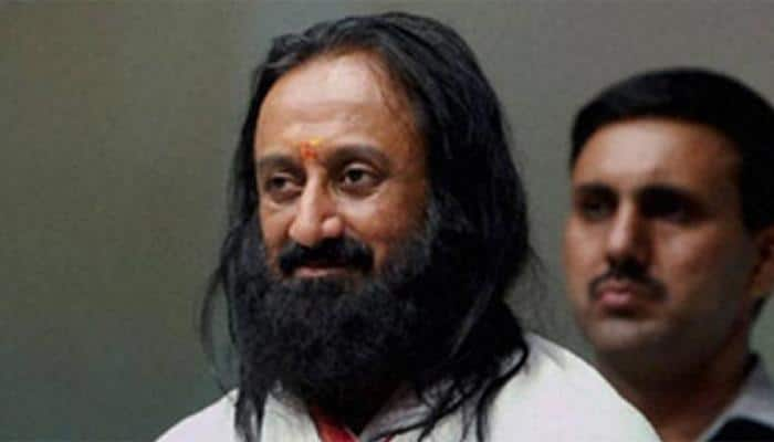 Honorary Fellowship awarded to Sri Sri Ravi Shankar in UK