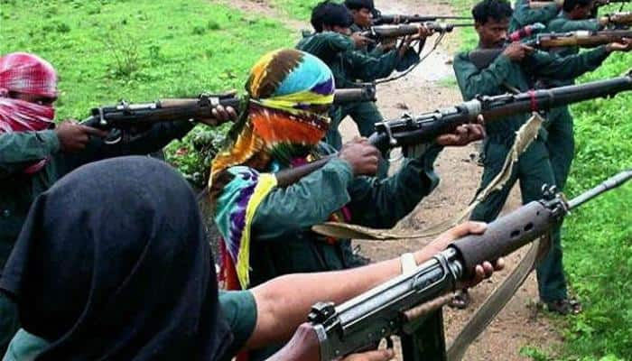 Three Naxals shot dead by security forces in Chhattisgarh