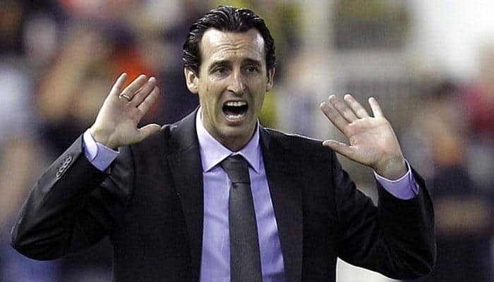 French giants, Paris Saint-Germain announce the appointment of Unai Emery as new coach