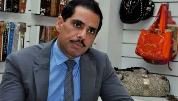 I will always be used for political gains, govt can't prove anything: Robert Vadra