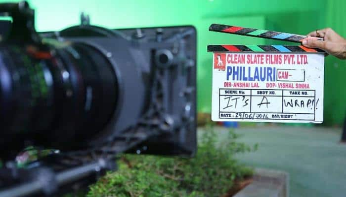 It's a 'happy-sad feeling' for Anushka Sharma as 'Phillauri' shoot comes to an end!